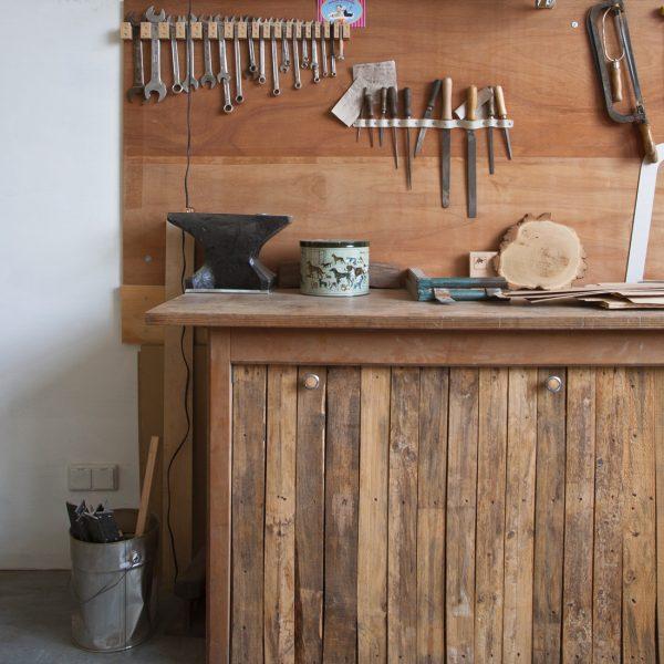Henny Hendrichs Werkstatt